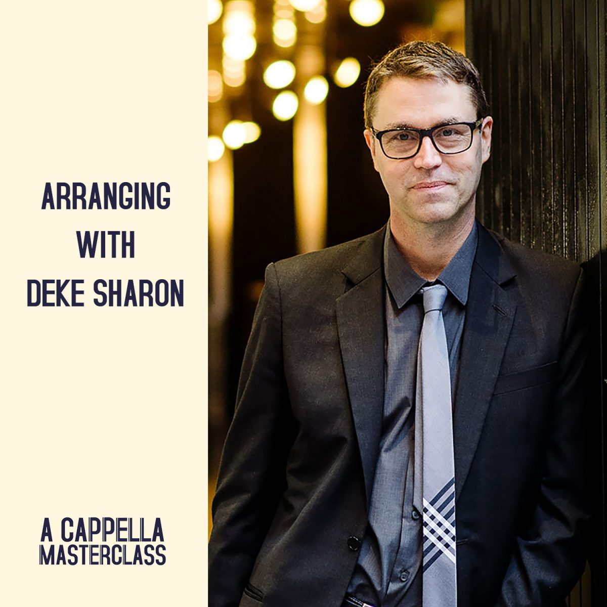 ACM Teacher Deke Sharon