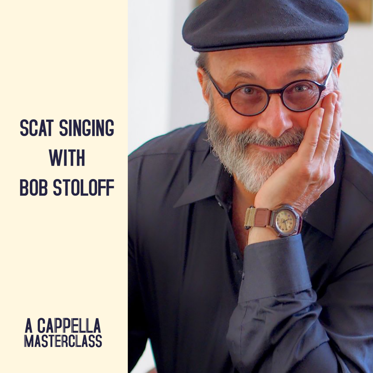 ACM Teacher Bob Stoloff
